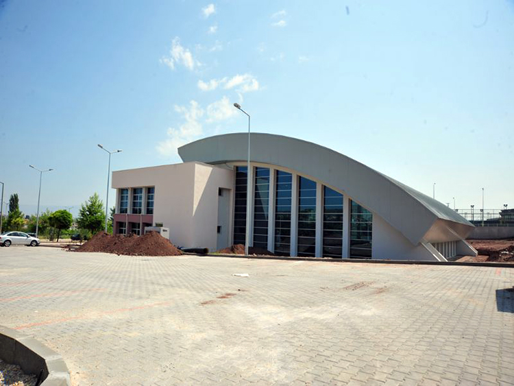 Osmangazi University Swimming Pool