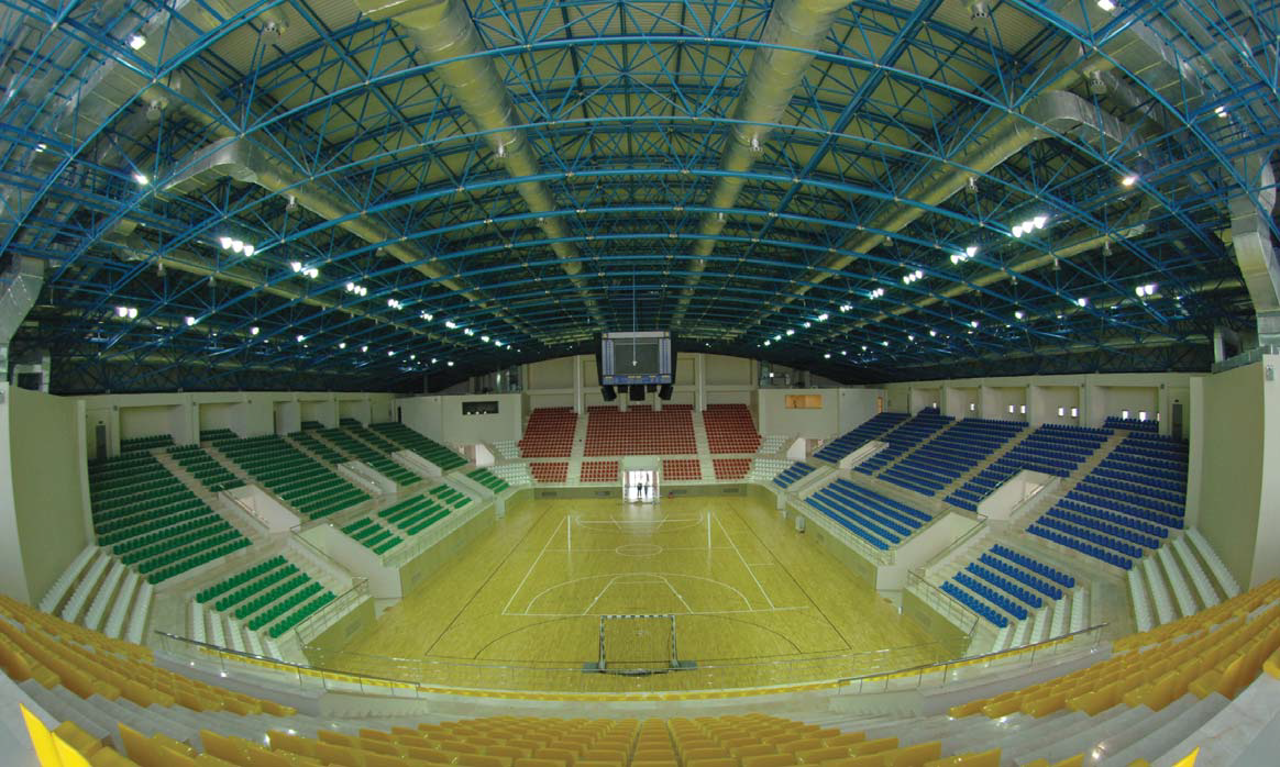 Anadolu University Indoor Sports Hall