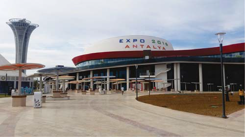 ANTALYA, EXPO 2016–CONGRESS CENTER